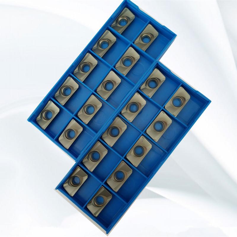 PT系列刀片加工钢件的利器